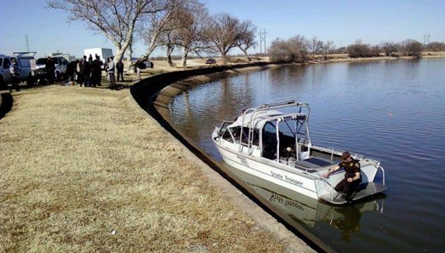 Dive Teams Find Evidence In Lake Overholser In Bethany Murder Case