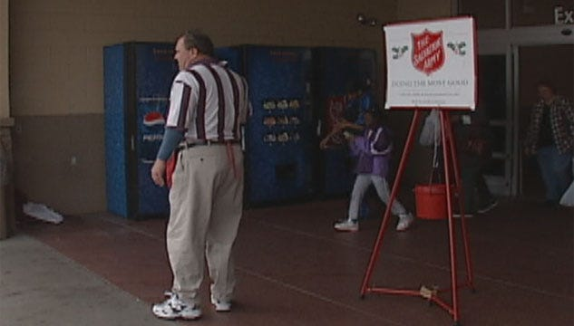 Salvation Army's Red Kettle Drive Had Record Donations