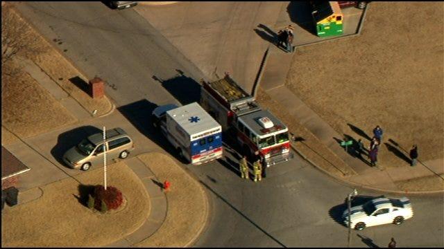 2nd-Grader Runs Into Parked Truck Near South OKC School