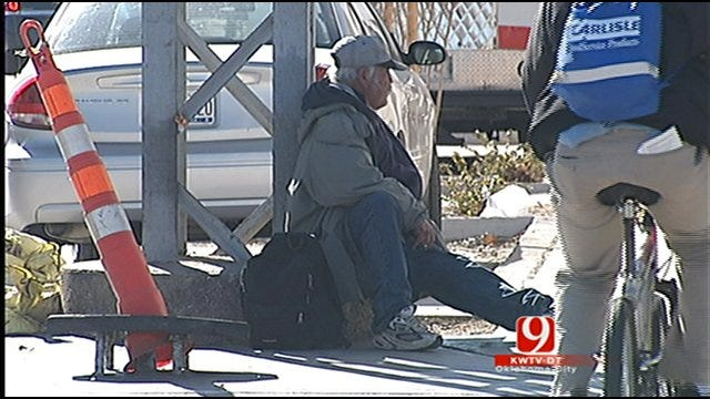 OKC Counts Homeless, Charities Worry Problem Getting Worse