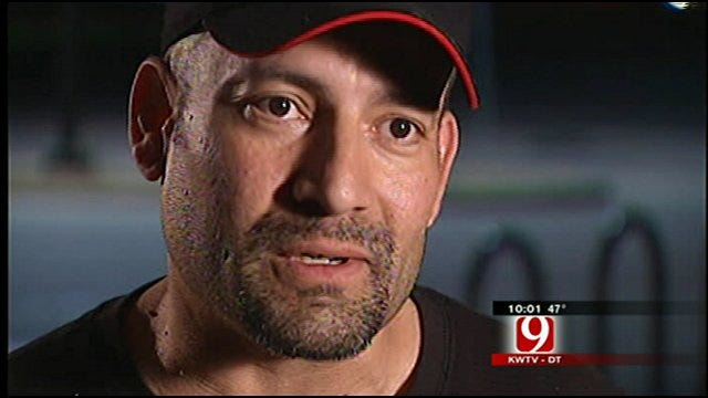 OKC Police Officer Accused Of Molestation Speaks Out To Clear Name