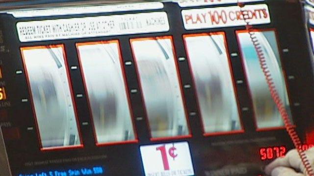 Gambling Addiction Growing Illness In Oklahoma