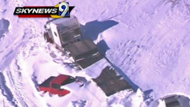 Red Cross Bracing For Major Winter Storm