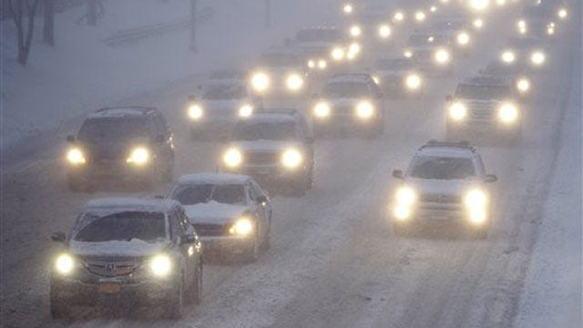 What Do You Do? Guide To Driving, Walking In Winter Weather