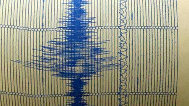 Another Earthquake Strikes Near Jones