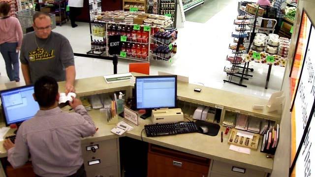 FBI Seeks OKC Bank Robbery Suspect