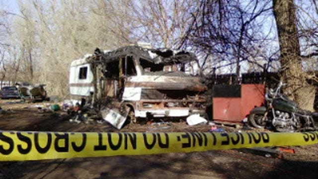 Fire Investigators: Space Heater May Have Sparked Del City RV Fire That Killed 3 Children