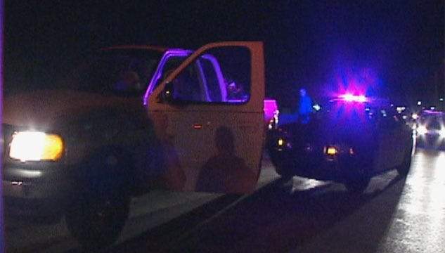 OHP Trooper Saves Construction Workers From Suspected Drunk Driver