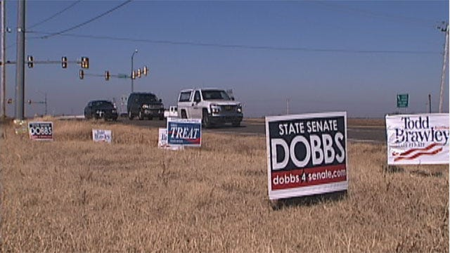Candidates Battle For State Senate Seat In Special Election