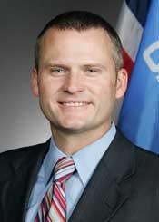 (R) Representative Colby Schwartz District 43