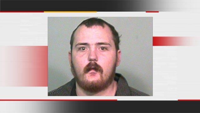 Man Arrested After Trying To Start Fire At Oklahoma County Jail