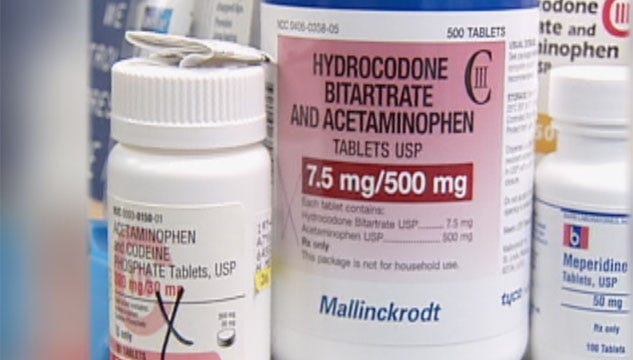 Oklahoma Bureau of Narcotics Says Painkiller Abuse In State Is Epidemic