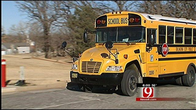 Parents, Grandparents Say OKC School Bus Driver Assaulted, Cursed At Children