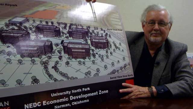 Norman Aiming to Keep, Bring New Jobs Into City