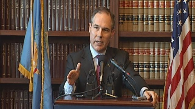 Oklahoma's Attorney General-Elect Will File Lawsuit Against Healthcare Reform Law