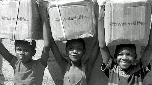 Oklahoma Based Water Is Life Continues To Provide Clean Water To Haiti
