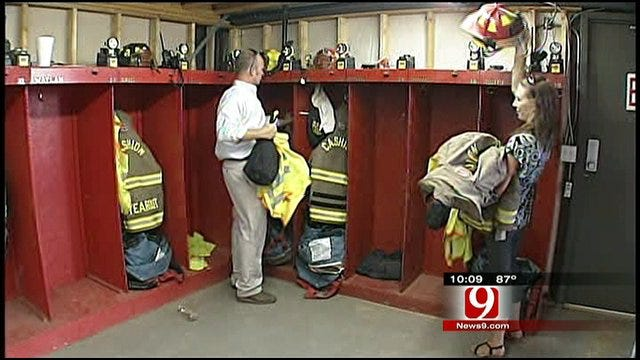 Cashion Council Mum On Gutting Its Fire Department