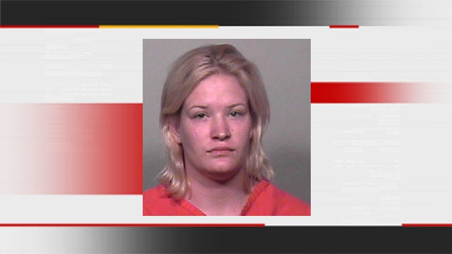 Del City Woman Charged In OKC Murder Case