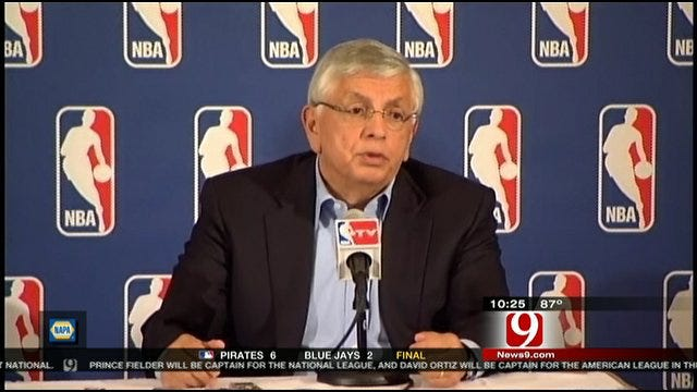 NBA Lockout Officially Begins