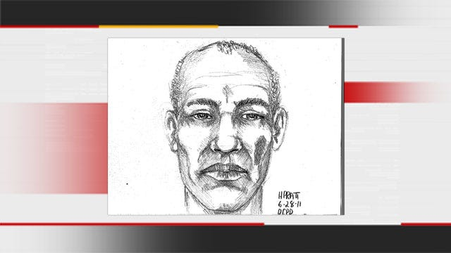 OKC Police Searching For Rapist