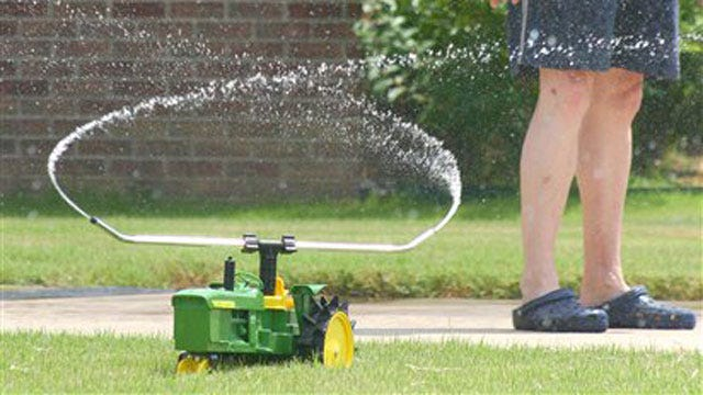 Town Of Cement Under Water Restrictions