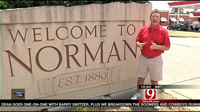 Going Home: Dean Blevins Makes The Move To Norman