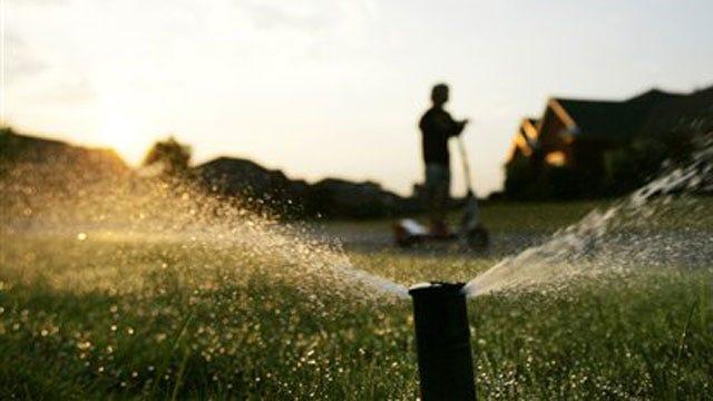 Edmond Implements Odd-Even Watering Schedule