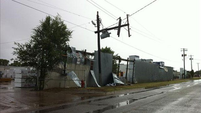 News 9 Viewers Share Pictures Of Storms, Damage