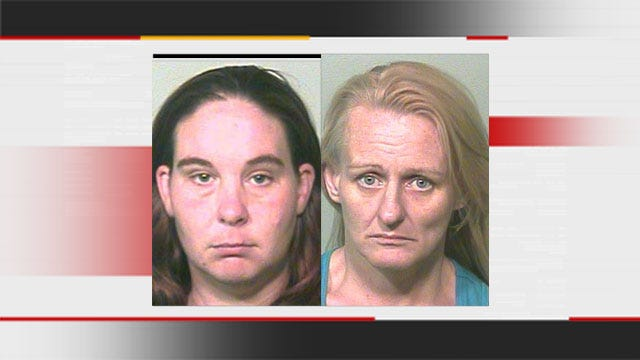 Two OKC Women Formally Charged In Severe Case Of Child Abuse
