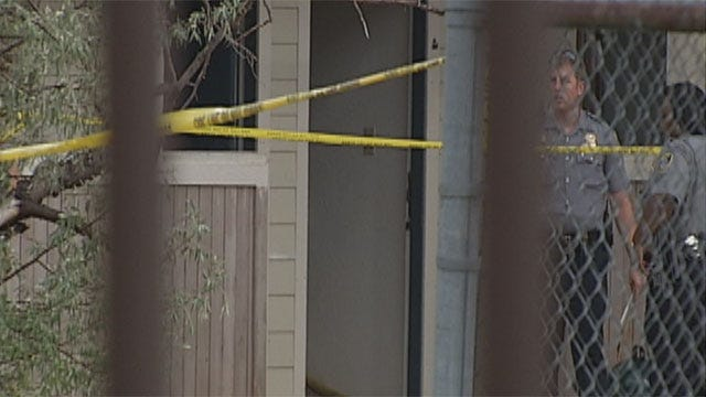 Woman Found In Burned OKC Apartment Was Not Murdered