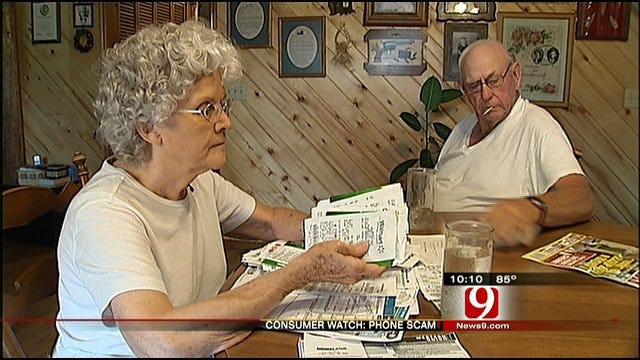 Consumer Watch: Phone Scam Targets Elderly, Costs Thousands