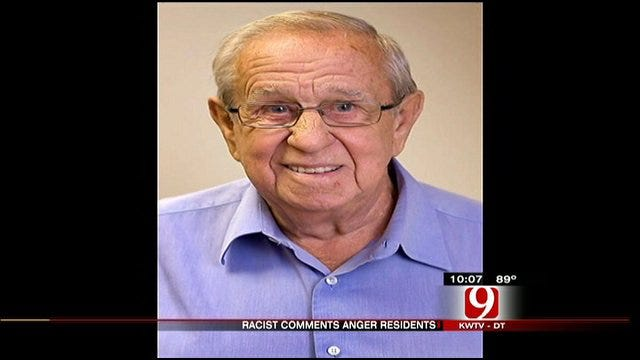 Ada Committee Member's Racial Comments Stir Protest