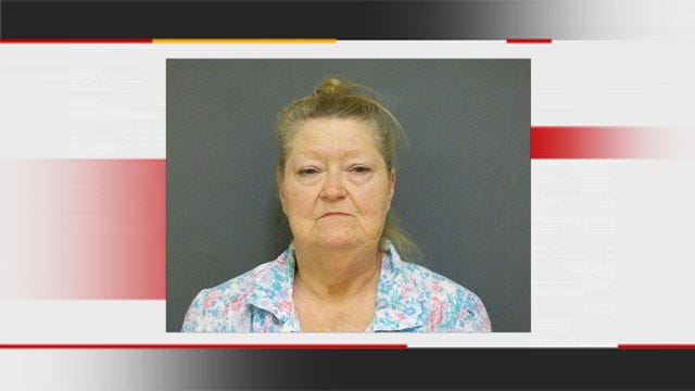 Del City Woman With 60 Aliases Arrested On Drug Warrant