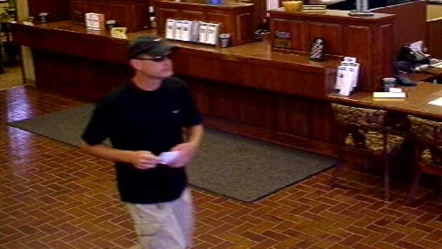 Bank Robbery In Missouri Linked To Robberies In Oklahoma