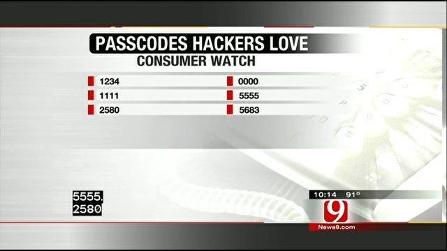 Consumer Watch: Top Passcodes Hackers Love To Break
