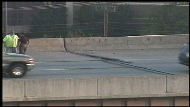 Lanes On Eastbound I-44 Belle Isle Bridge Back Open