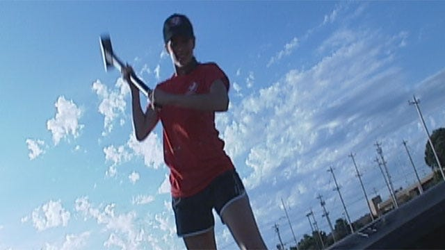 News 9's Emily Wood Joins Elite Forces Training