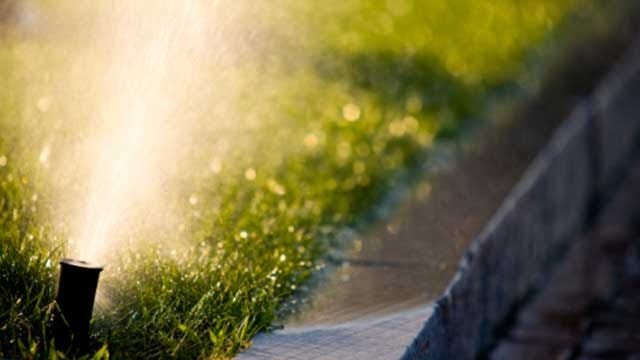 OKC Implements Watering Restrictions In The Metro