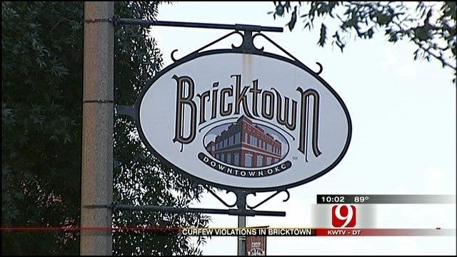 Crime, Minors Breaking Curfew On Rise In Bricktown