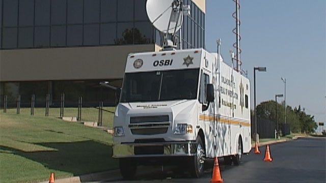 OSBI Unveils Mobile, Crime-Analyzing Unit