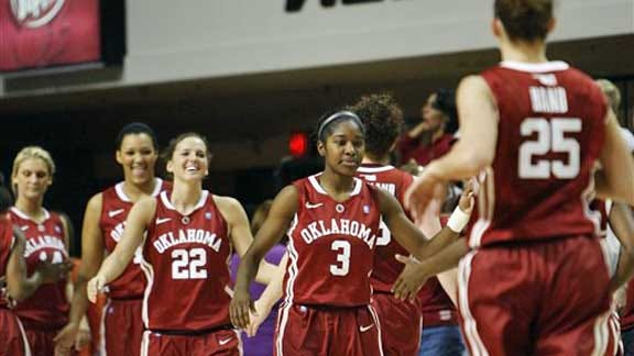 OU Women's Basketball Releases Non-Conference Schedule