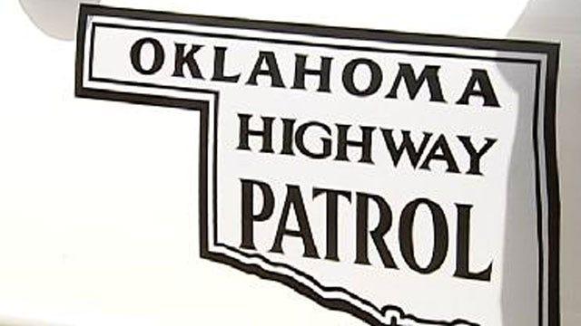 Oklahoma Highway Patrol Trooper Injured In Accident