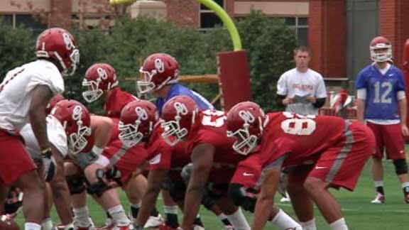 Sooners Selected As Subject of ESPN's All-Access
