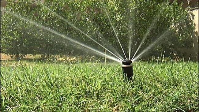 Water Line Breaks Affect Water Supply In Ada