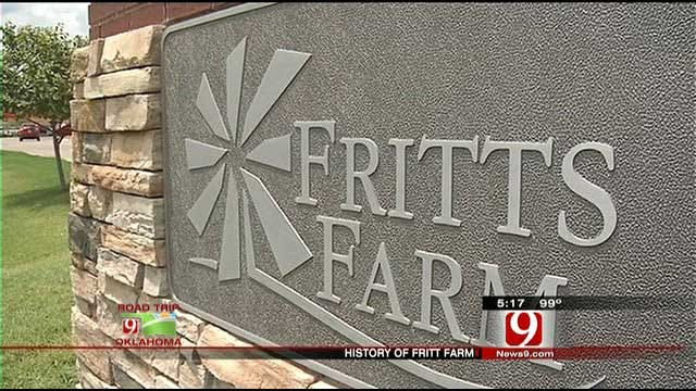 News 9 Visits The Fritts Farm In Moore