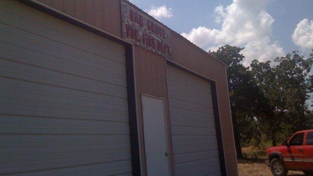 Oak Grove's Fire Department Broken Into, Truck Damaged