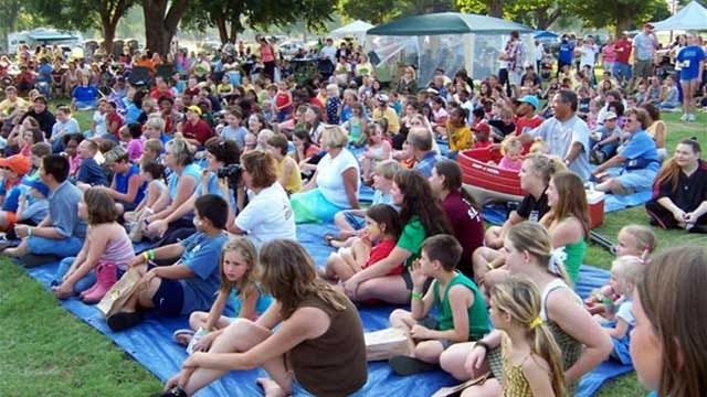 Guthrie Children To Enjoy 'Back Yard Bash' Festival