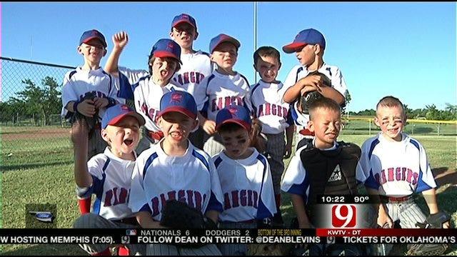 Little Blitzers: The Moore Rangers