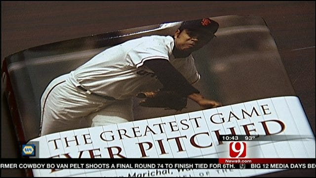 New Book Chronicles Warren Spahn's Epic Pitching Duel