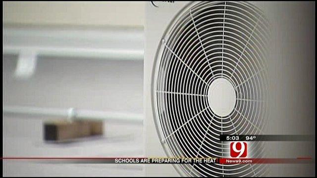OKC Public Schools To Keep Kids Safe From Heat When Classes Begin